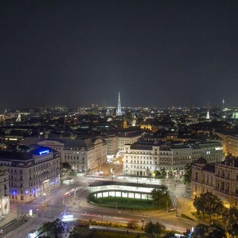 Wien - die Stadt des Lichts