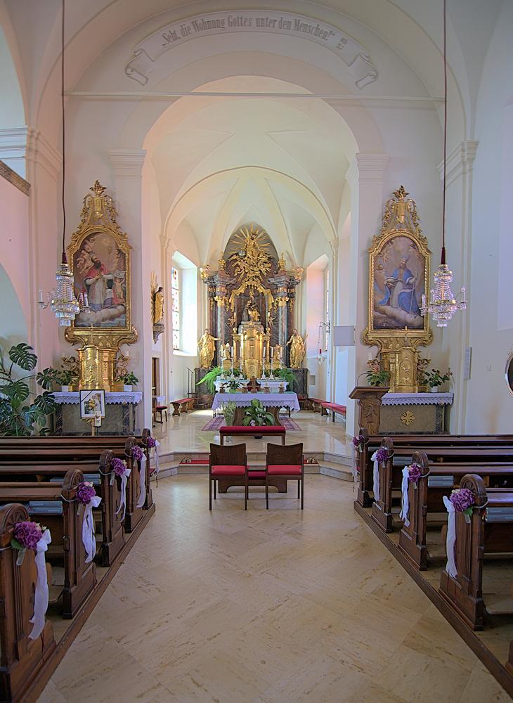 Kirche von St. Anna am Aigen