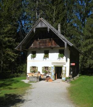 Krämerei (Freilichtmuseum Großgmain)
