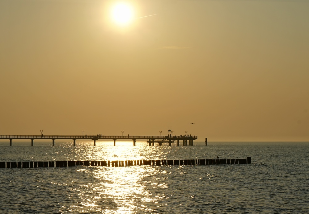 Heiligendamm an der Ostsee