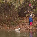 Ein Tag am Fluss