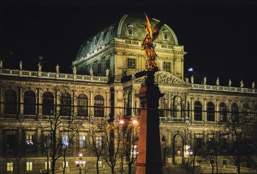 Wien bei Nacht 3