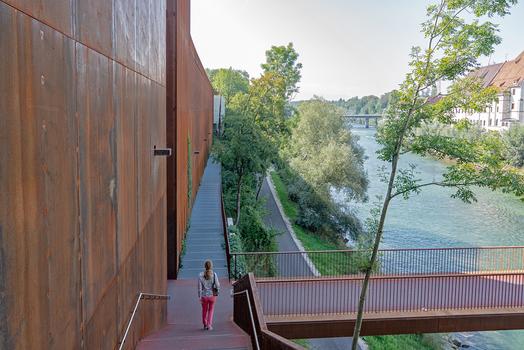 An der Rostbrücke in Steyr