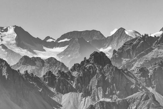 Bergwelt des Stubaitals