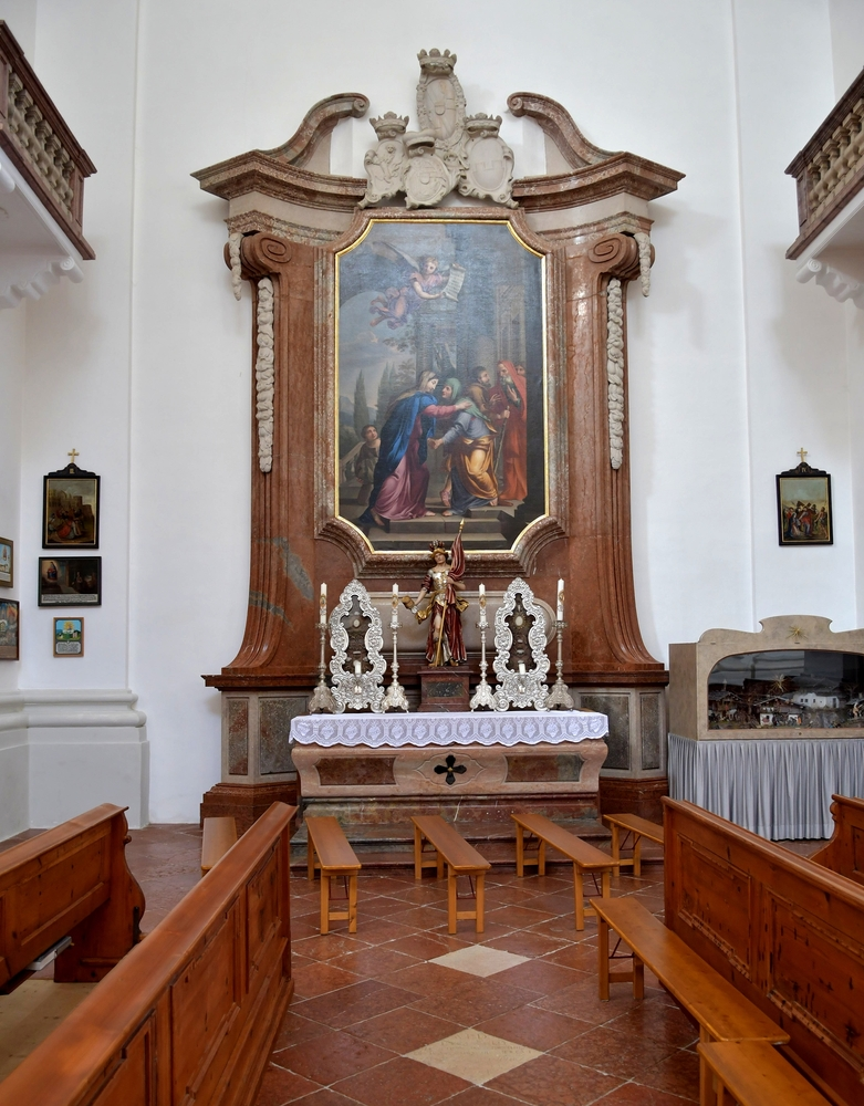 Rechter Seitenaltar (Maria Kirchental)