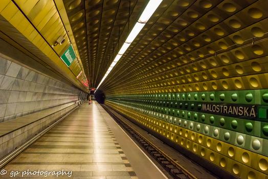 Subway Prag