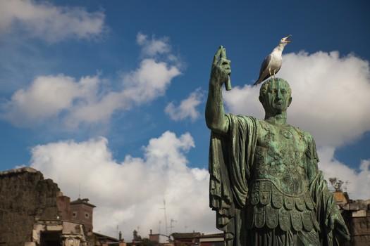 Der Kaiser und sein Herold