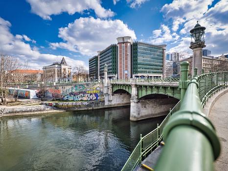 Radetzkybrücke, Wien