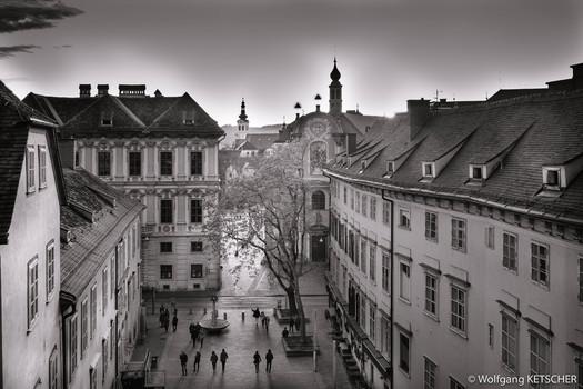 Graz-Schlossbergplatz