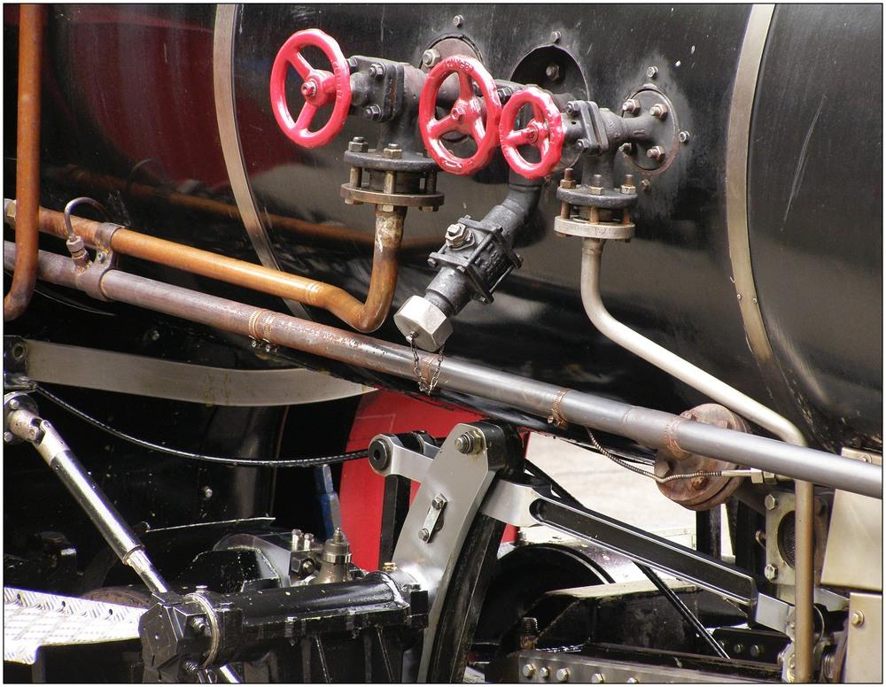 Schafbergbahn, Detail