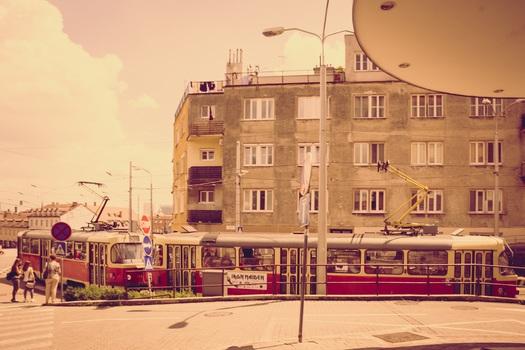 *Tatra T3*