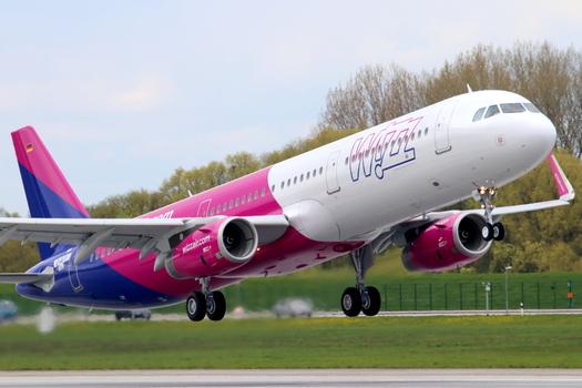 Airbus 321 - WizzAir