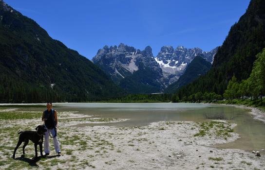 Monte Piana / Dolomiten