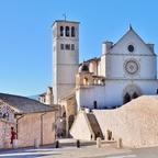 Basilika San Francesco - Assisi / Umbrien / Italien (2)