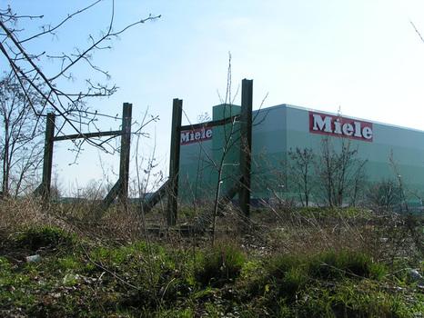 Mielekomplex/Alter Güterbahnhof