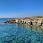 Küste in Zypern