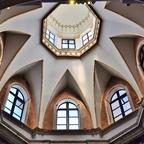 Kuppel - Kathedrale Santa Annunziata / Otranto / Apulien / Italien
