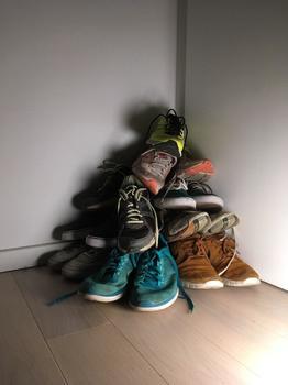 Die Pyramide von Schuh