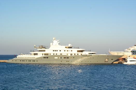Hafen Rhodos