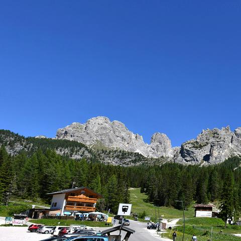 Dolomiten Panorama