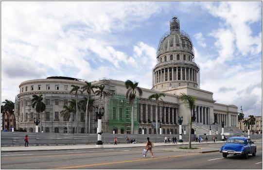 Kuba, La Habana, Capitolio