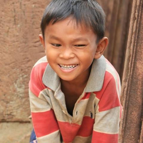 Kinder Kambodschas 1