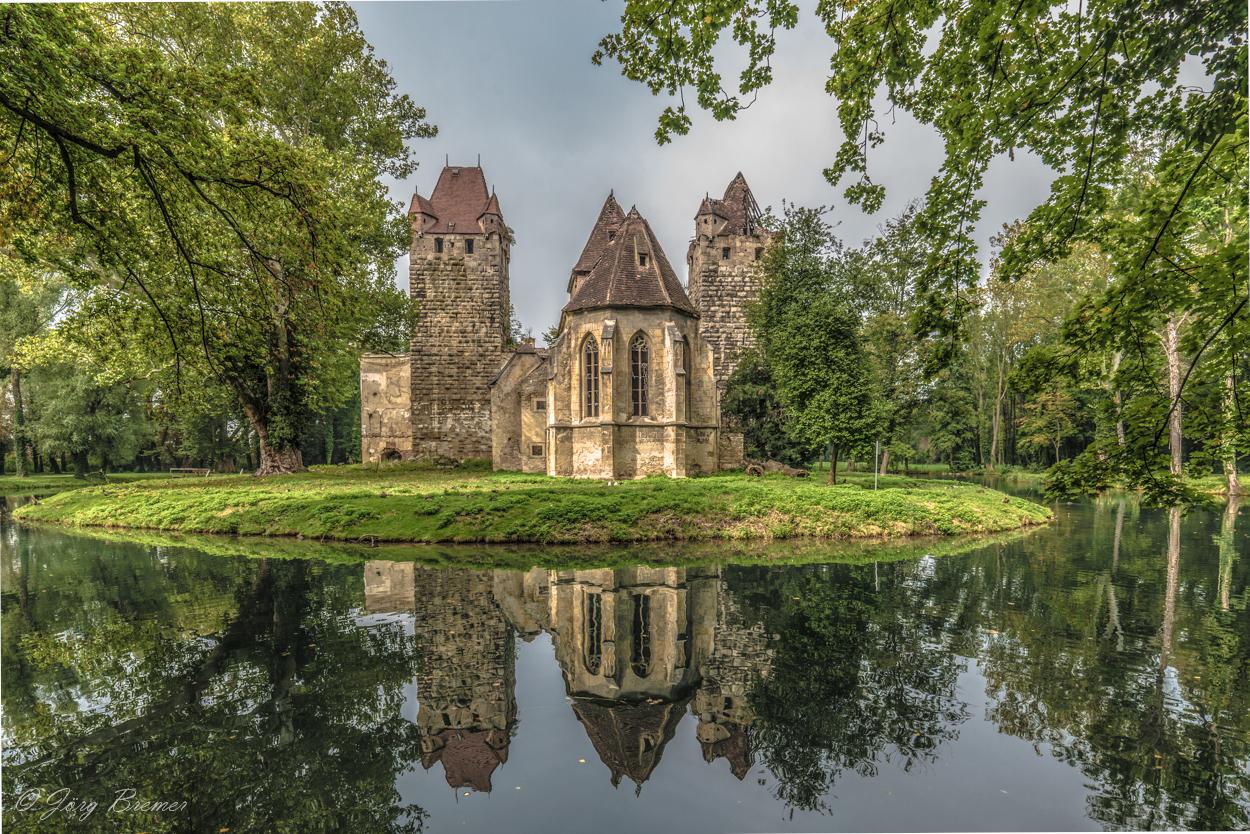Schlossruine Pottendorf