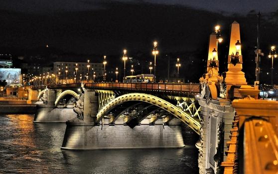 Margaretenbrücke / Budapest