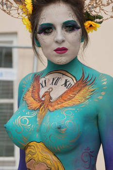 Body painting 6