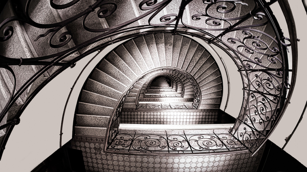 Stiegenhausfotografie
