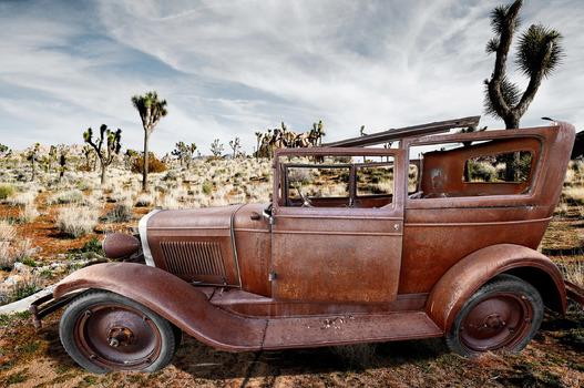 Broken Dreams  Mojave
