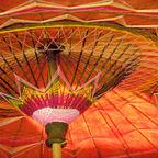 Schirme aus Thailand 1