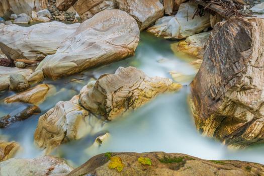 Wildes Wasser im Sölkbach