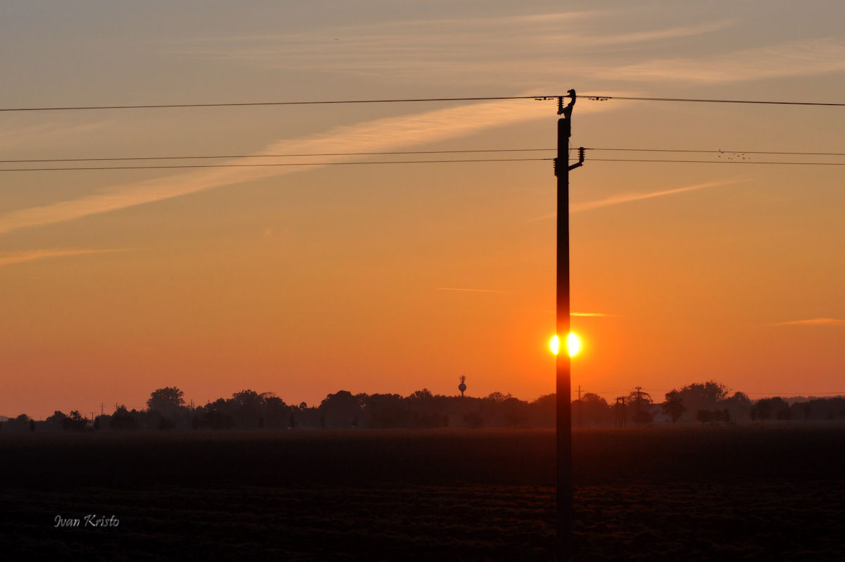 Die geteilte Sonne
