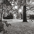 Burg Garten Graz