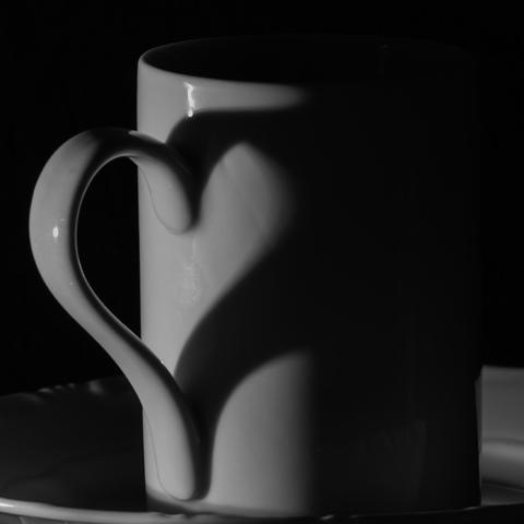 ich mag meinen Kaffee :-)