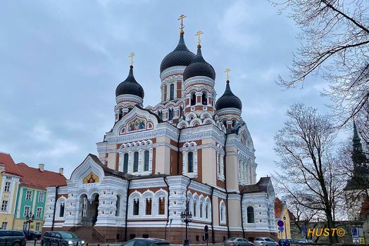 Kirche in Tallinn
