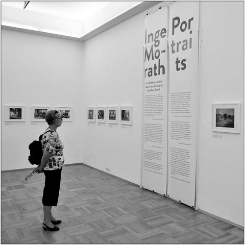 Inge Morath, Portraits