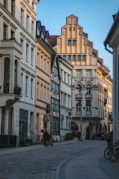 Schweriner Stadtansichten