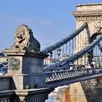 Kettenbrücke / Budapest (2)