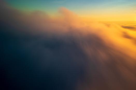 Sunrise over the Sky