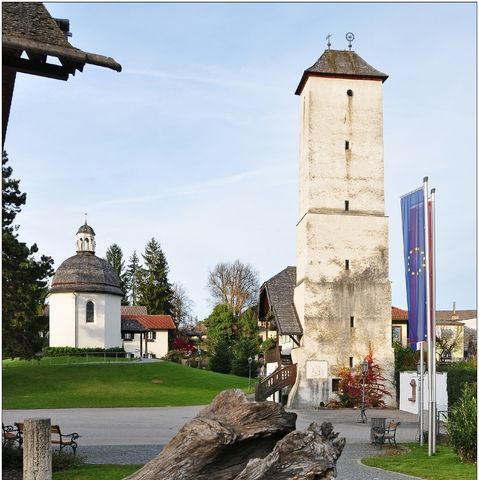 Stille Nacht Kapelle, Oberndorf/Salzburg