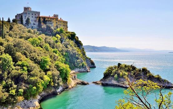 Castello di Duino / Italien