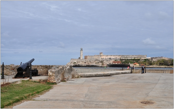 Kuba, La Habana, Castillo