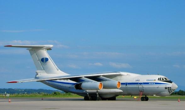 Iljuschin Il-76T