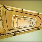 Treppenhaus im Palais Palffy