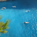 Fast Karibik (!)  Zakynthos-Navagio