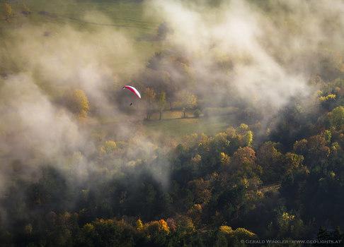 Herbstflug