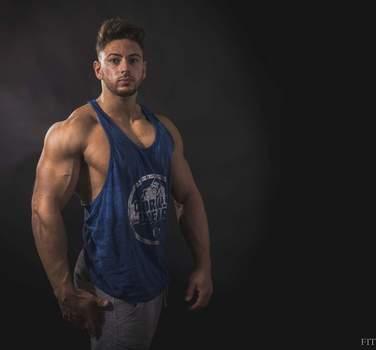 #fitness Model Tekin