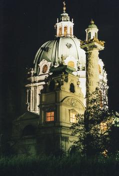 Wien bei Nacht 5